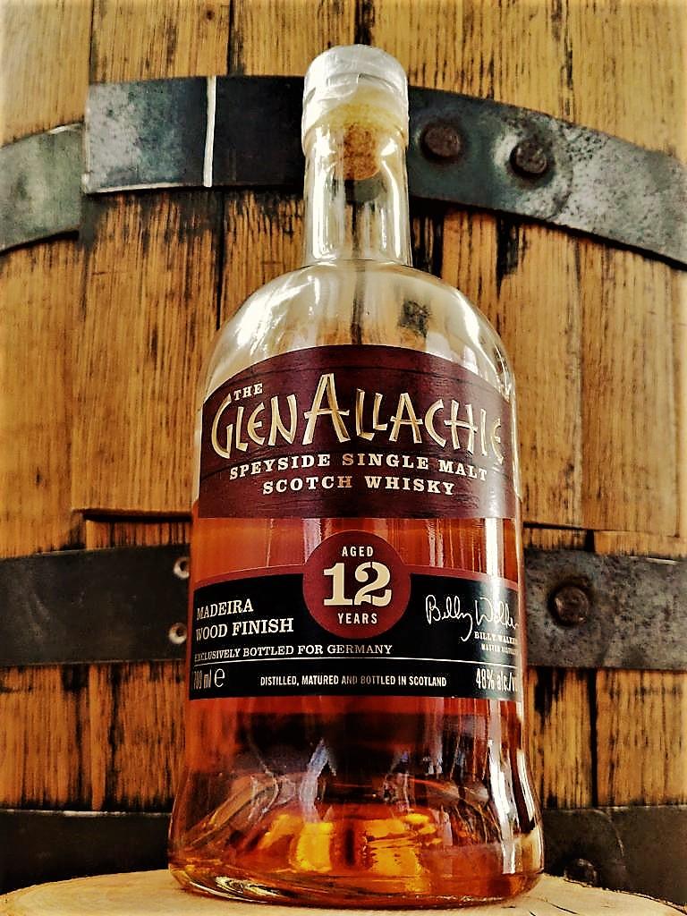 GlenAllachie 12yo Madeira