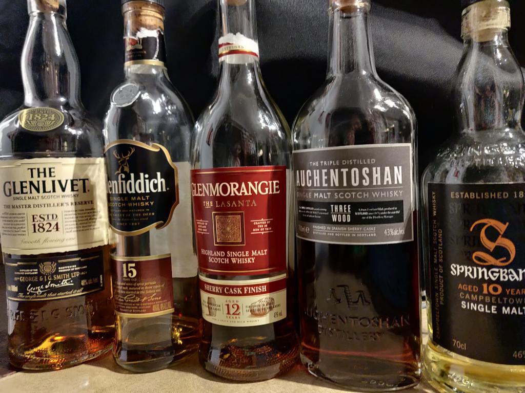 Weihnachtswhiskys mcwulf.de 2020